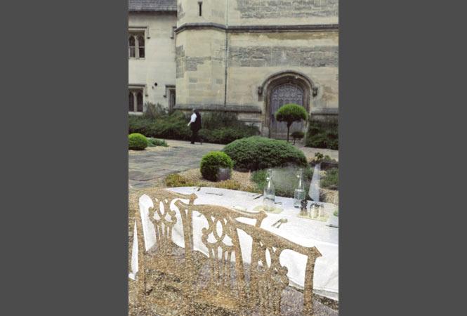 """Exposition """"Regards croisés"""" sur les Universités d'Oxford et Grenoble par Anne-Marie Louvet photographe"""