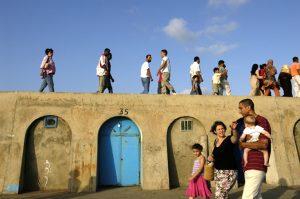 A Sidi Fredj en Algérie par Anne-Marie Louvet photographe