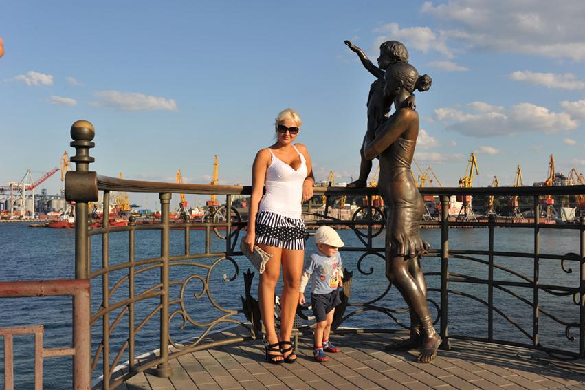 Odessa en Ukraine par Anne-marie Louvet photographe
