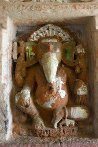 Ganesh à Bundi en Inde par Anne-Marie Louvet photographe
