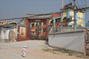Menghai dans le Yunnan en Chine par Anne-Marie Louvet photographe